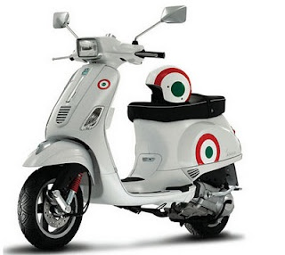 Vespa S 125cc and 150cc 2012