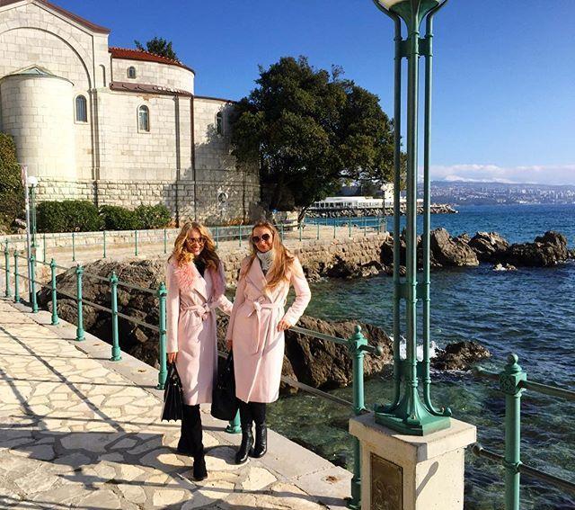 #opatija #withmymom #croatiatrip