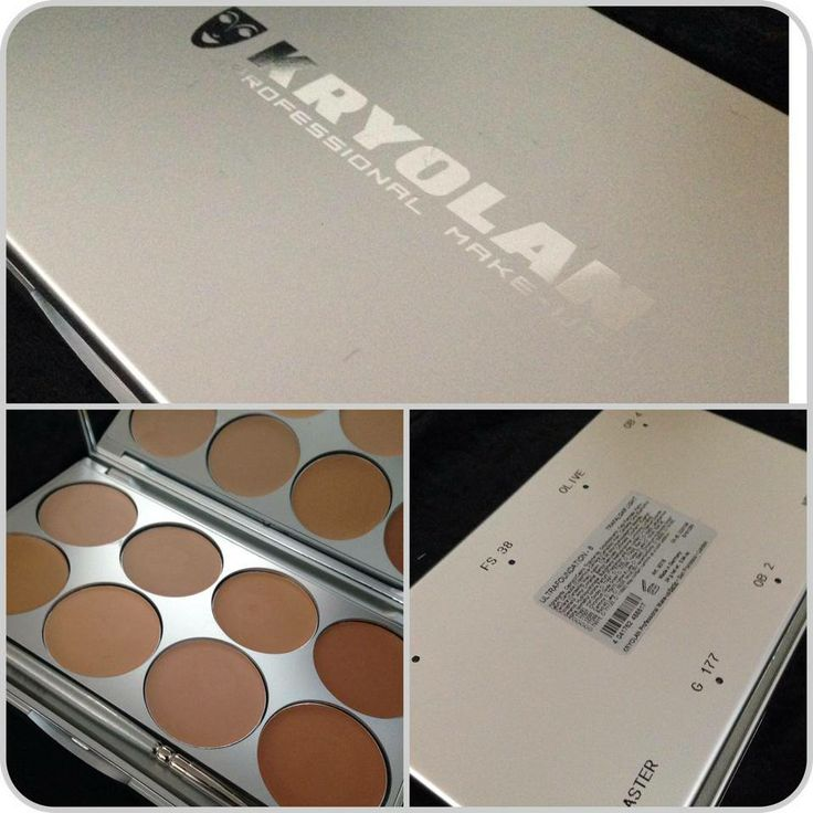 Thank you @Kryolan  for your speedy delivery. I can't wait to get stuck into this ultra palette.   I tend to usually use the HD palette but I fancied a change, so I can now switch between the two of them. It is good to try different foundations for your kit. I have used these before but in the stacker form.   I use kryolan foundations more than any other as they always provide me with top results for every job I attend. :-)