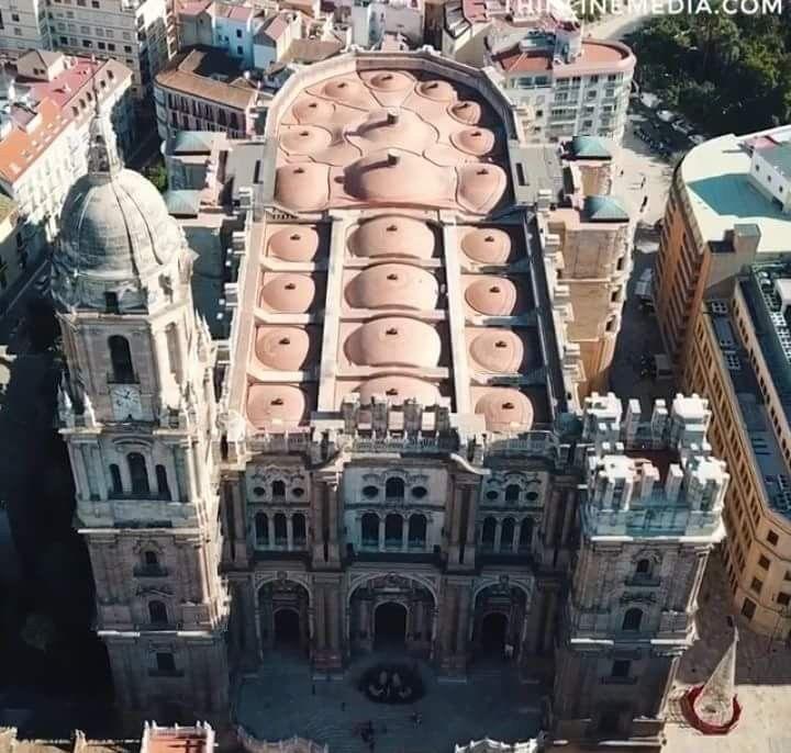 Málaga : Catedral
