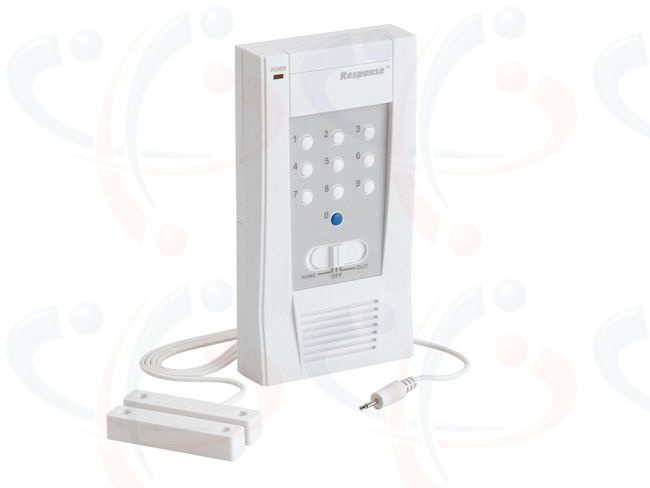 Friedland Response Wired Shed Alarm (ML1)  The Friedland Response Wired ML1 Shed Alarm is ideal for protecting small areas and outbuildings such as sheds, garages, caravans and boats. The ML1 Alarm Kit consists of a pre-wired door contact, a Built-in siren and keypad on the main panel. The alarm is armed via the keypad and when the contacts are separated the alarm will sound.