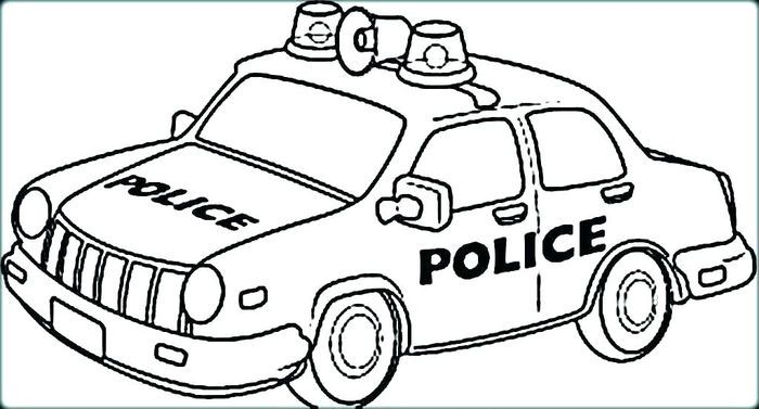 Police Car Coloring Pages To Print Race Car Coloring Pages Cars Coloring Pages Truck Coloring Pages
