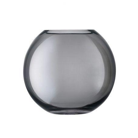 LSA International – Polka Vase – Zink – 24 cm