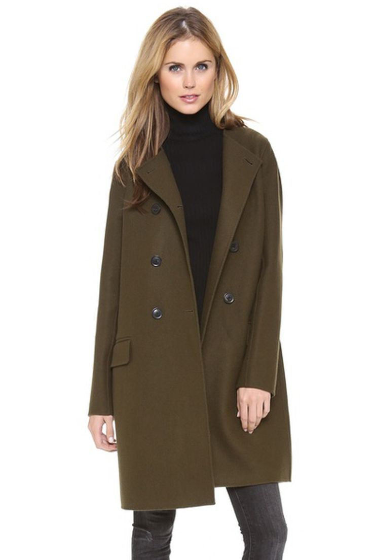 Best Winter Coats by Elle Magazine...Love them all!