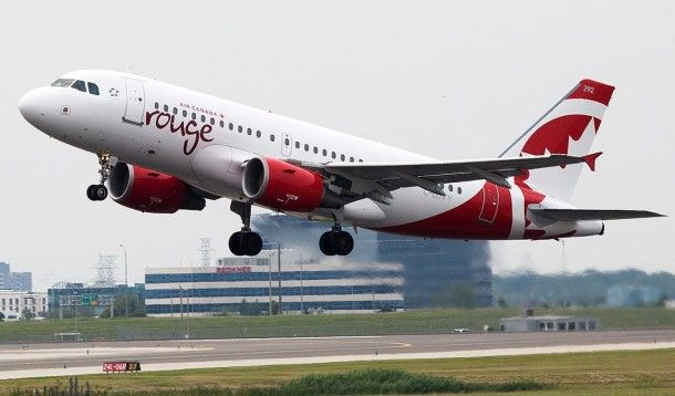 10 Things You Need to Know About Flying Air Canada Rouge