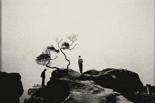 Jing HUANG - Bonheur à la plage Pure of sight, 2009