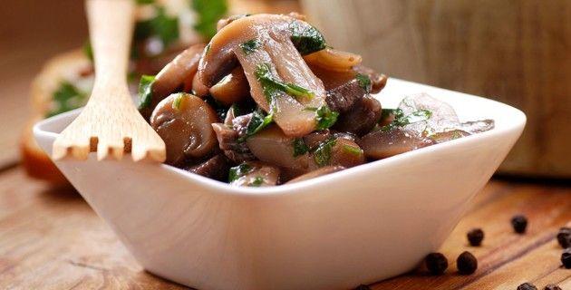 Piccole Ricette – Funghi trifolati