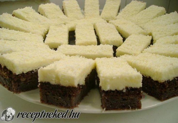 Kipróbált Kókuszkrémes szelet recept egyenesen a Receptneked.hu gyűjteményéből. Küldte: Ági