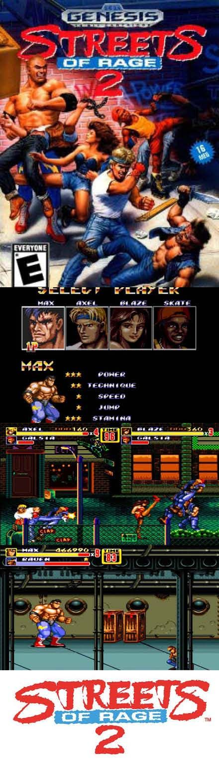 #RetroGamer #StreetsofRage 2 Mr X & the Syndicate are back and they kidnapped Adam! http://www.levelgamingground.com/streets-of-rage-2-review.html