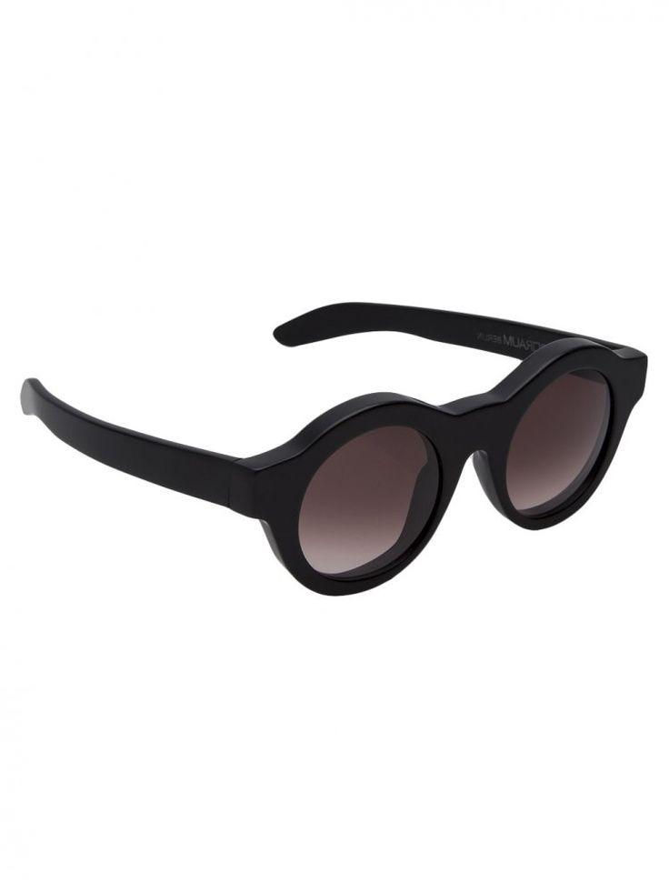 KUBORAUM - Mask A1 Matte Sunglasses - KUBOA1BMSS00 SUN - H. Lorenzo