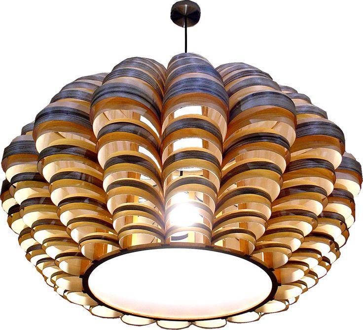 Afbeeldingsresultaat voor plafondverlichting zwart hout