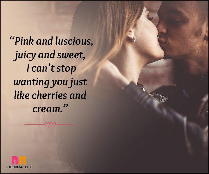 Romantic Love Status - Pink And Luscious