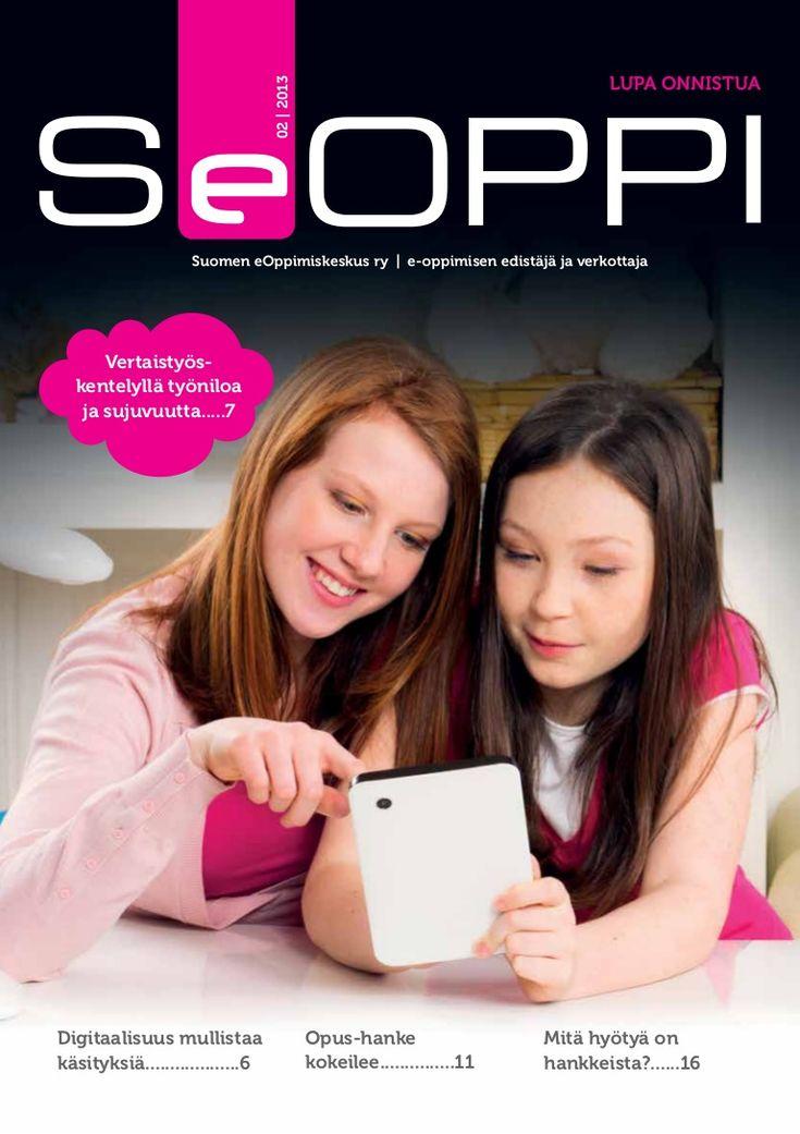 Parviälyä ja pelimekaniikkaa: Uusi tapa organisoida työtä ja saada yhdessä aikaan enemmän | SeOppi-lehti 2/2013