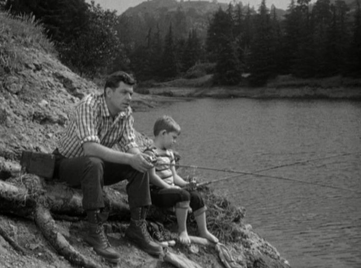 andy griffith fishing   AUNT BEE'S FAMILY PHOTO ALBUM ...