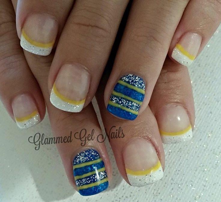 35 best Nails I\'ve had done images on Pinterest | Gel nail, Gel ...