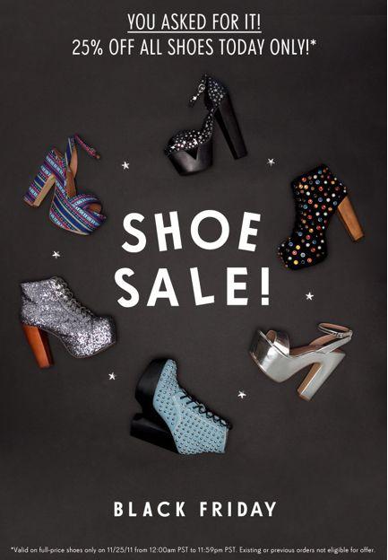 Shoe Station Black Friday Ads