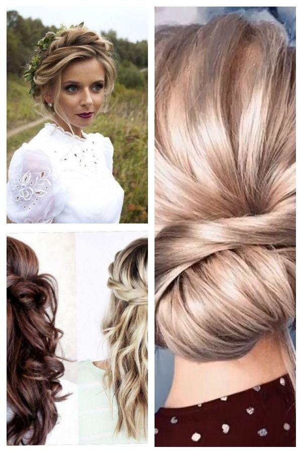36 Ideen Fur Hochzeitsfrisuren Vorne Bilden Hochzeitsfrisuren Bilden Fr Ideen Vorne Weddinghairstylesfront Long Hair Styles Hair Styles Beauty
