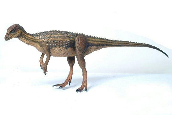 Scutellosaurus Prehistoric Animals Prehistoric World Animals