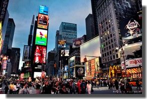Times Square http://www.sunsetbld.com/new-york.php