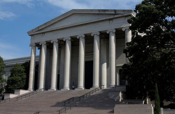 Η αρχαία Ελληνική αρχιτεκτονική είναι παντού