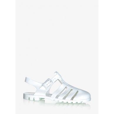 Sandały Jelly Wonder White Sandals