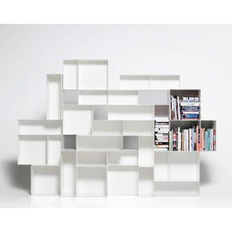 shelves... this is cool for my booksBookshelves, Bookcases, Awesome Bookshelf, Modern Bookshelf