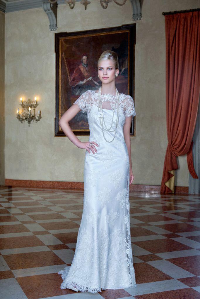 Model: Odette - Collezione Glamour di Gloria Saccucci Spose