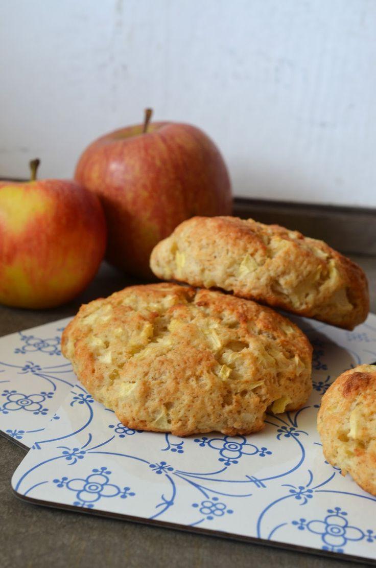 Heute gibt es ein Allround-Rezept, denn die Apfel-Taler gehen zum Sonntagsfrühstück ebenso wie zum spontan angesagten Nachmittag...