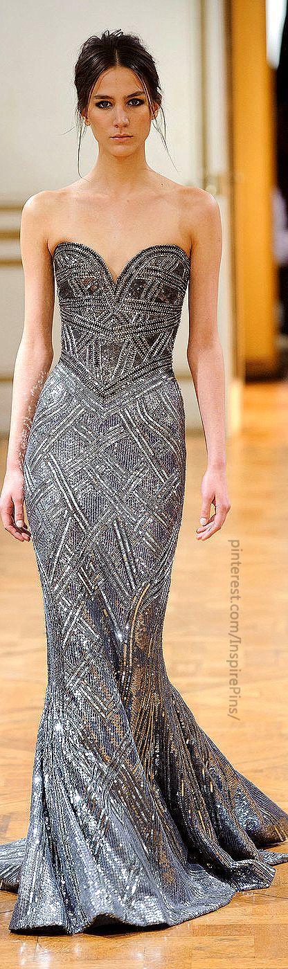 Zuhair Murad....worn by Kate Beckansle at the 2014  Golden Globes.