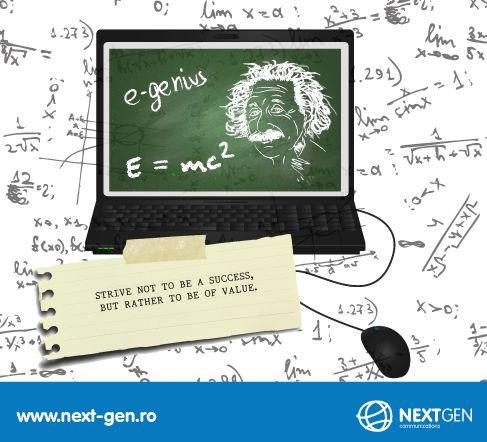 Astazi este ziua marelui fizician Albert Einstein!