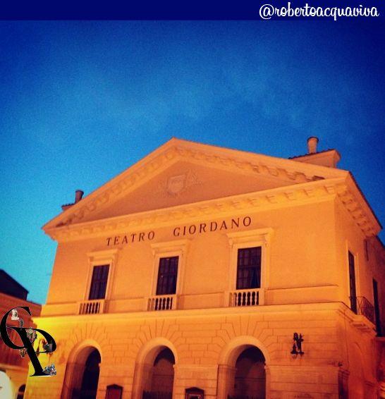Teatro Umberto Giordano Foggia