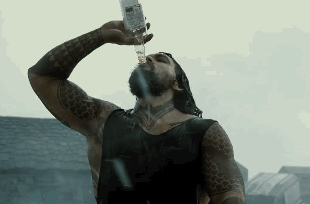 "… and Arthur Curry, aka Aquaman (Jason Momoa). | The First ""Justice League"" Trailer Brings The Fun - BuzzFeed News"