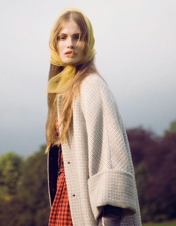 Fashion Editorial | Timeless - DustJacket Attic