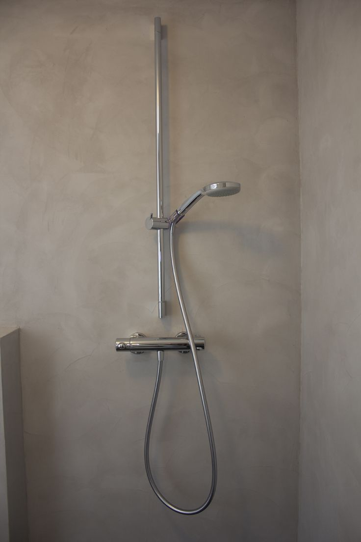 ... about Betonstuc badkamers on Pinterest  Toilets, Blog and Lamps