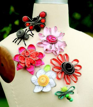 Download My Garden Zips Sewing Pattern | Crafts | YouCanMakeThis.com
