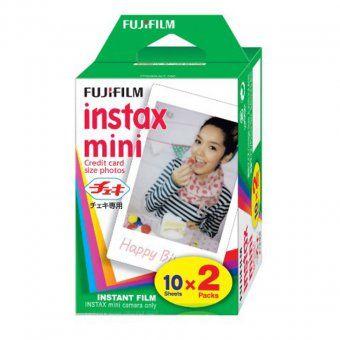 Fujifilm Film für Sofortbildkamera Instax Mini, Diana F+ und Drucker Instax Share | design3000.de