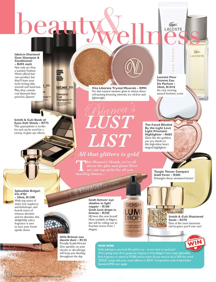 Alila product feature in Hello JHB Mag #beauty #beautytips