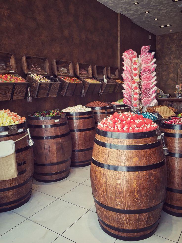 Candyland in croatia