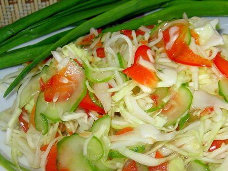 Овощные салаты для беременных