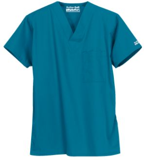 Butter-Soft Scrubs by UA™ Unisex One Pocket Top This scrub top has been shaped to assure you an even more comfortable fit! Style # UA71C #UniformAdvantage #UAscrubs #ADayInScrubs #MensScrubs #MedicalScrubs #Nurse #NursingScrubs #Scrubs