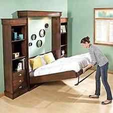 королевского размера Deluxe раскладная кровать набор, вертикальный складной трубка ноги новый дизайн decore