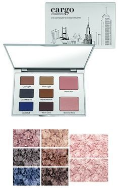 New! Cargo Cosmetics - https://www.avon.com/?repid=16581277 Shop Avon & Save  New! Cargo Cosmetics – https://www.avon.com/?repid=16581277 Shop Avon & Save  New! Cargo Cosmetics Eye Contour Eye Shadow Palette | Make Her Up Cargo Cosmetics In 1996, Cargo emerged onto the scene as a professional makeup line that is used by the industry's top artists. The concept: simple, professional results that would be easy enough for all women to achieve. From there, Cargo