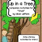 "Up in a Tree! Early Literacy Companion for Oliver Jeffers ""Stuck"" {PreK-2}"