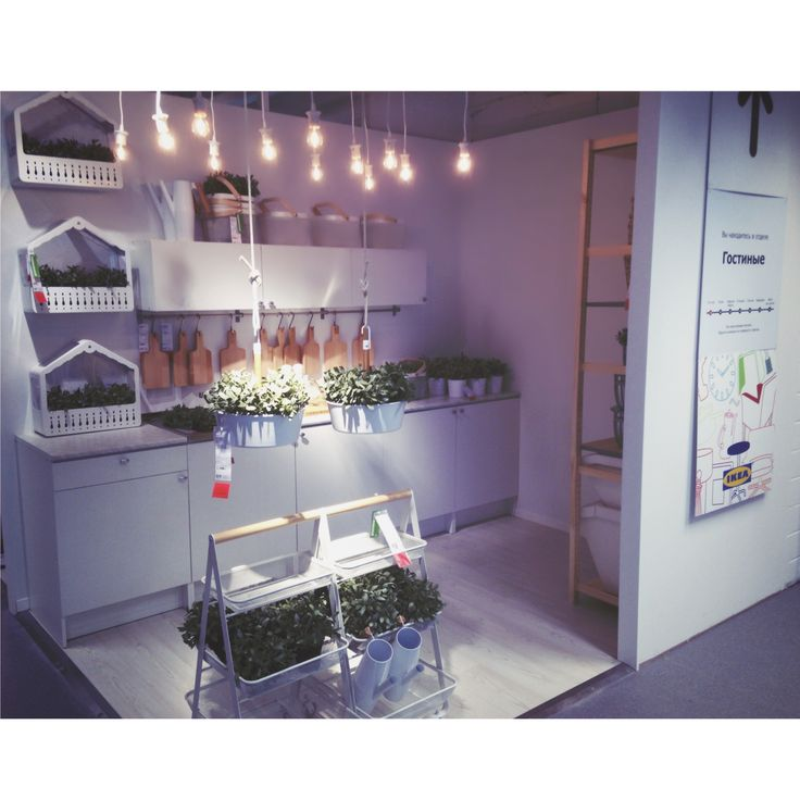 IKEA - Store Khimki, Moscow  Showroom entrance, kitchen inspiration