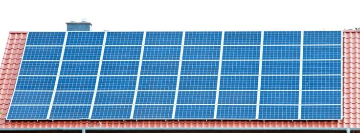 Große, thermische Solaranlage montiert durch die Dieter Griese GmbH Bedachungen in Emmerthal (31860)   Dachdecker.com