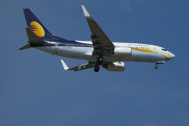Jet Airways, the second biggest airline in India
