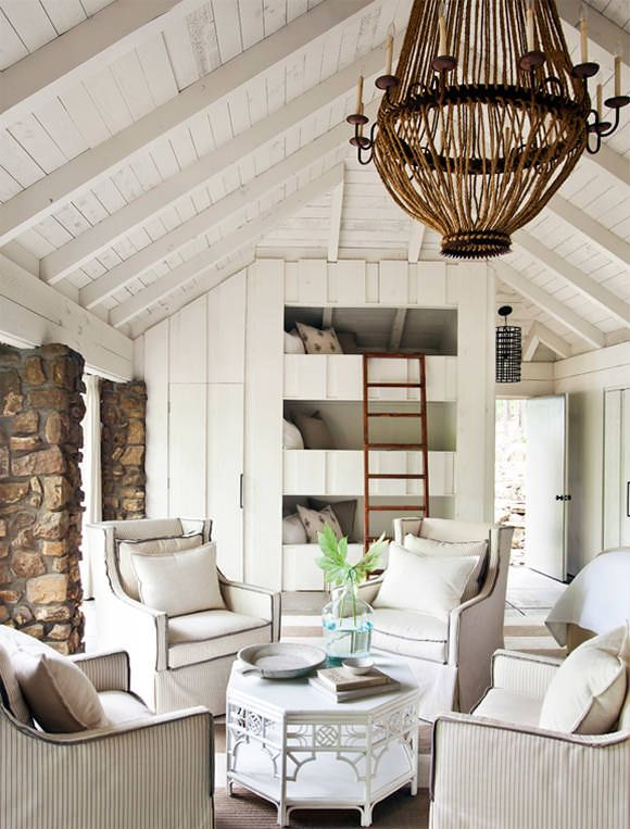 Top Bunks | Bedrooms | Pinterest | House, Home and Cottage