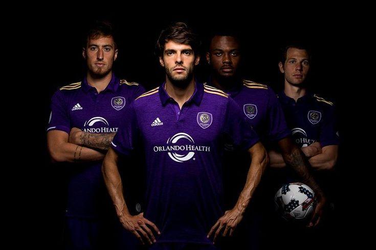 Camisas do Orlando City 2017 Adidas MLS
