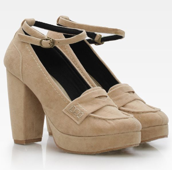 Warm Fall #298000 #shoes #heels #nude #fashion http://zocko.it/LDup8