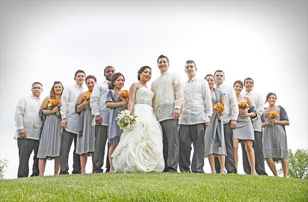 Pina Jusi Wedding Gown Hd Photo